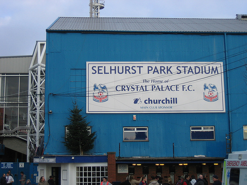 selhurst park Crystal Palace In Takeover Talks With Dubai Based Consortium: Nightly Soccer Report