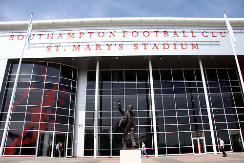 st marys stadium Why Southampton Are Struggling to Find the Back of The Net