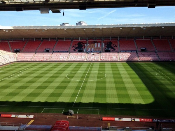 stadium of light 600x450 Sunderland vs Liverpool and Stoke vs Norwich: Open Thread