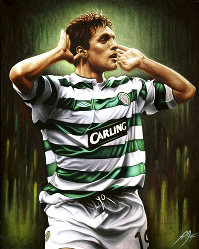 stiliyan petrov 60,000 Celtic Fans Turn Out for Stiliyan Petrov Charity Match: Highlights [VIDEO]