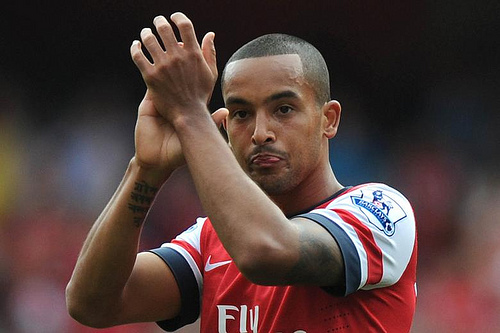 theo walcott Arsenal And England Suffer Blow As Theo Walcott Ruled Out For Rest of Season And World Cup
