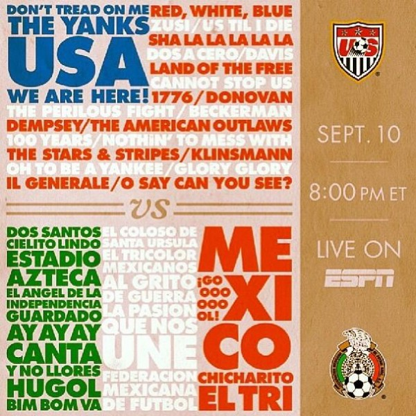 usa mexico 600x600 USA vs Mexico; FIFA World Cup 2014 Qualifier: Open Thread