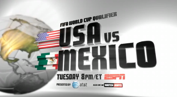 usa mexico U.S. vs. Mexico World Cup Qualifying Preview: 4 Talking Points and 3 Keys to Victory