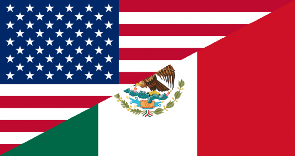 usa mexico1 600x318 USA Aiming to Beat Mexico Tonight and Clinch Qualification to FIFA World Cup 2014