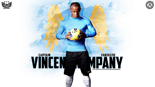 vincent kompany1 Vincent Kompany Has Earned The Right To Be Considered Amongst Worlds Best Defenders