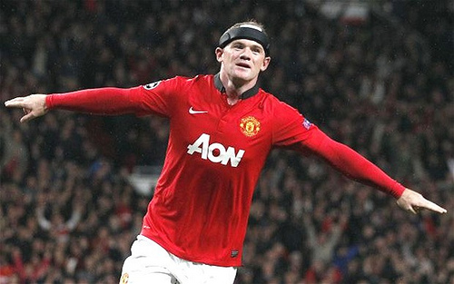 Wayne Rooney Qualities