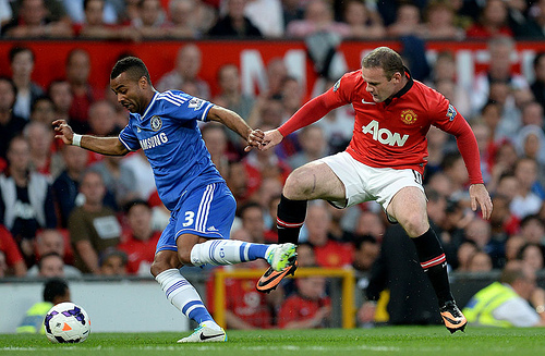 wayne rooney2 Wayne Rooneys Resurgence Couldnt Have Come at a Better Time For Manchester United