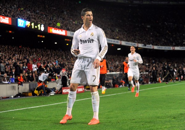 CR7 600x420 The Top 5 Must See Soccer Matches On Television & Internet This Weekend