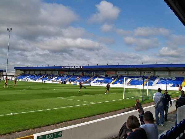 Deva Stadium 600x450 The Fall And Rise Of Chester Football Club