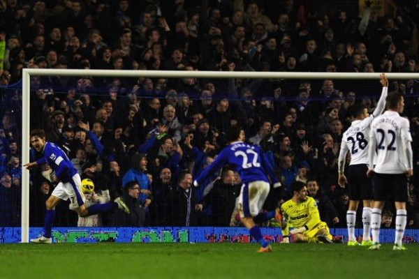 Jelavic Spurs 600x400 The Top 5 Must See Soccer Matches On Television and Internet This Weekend