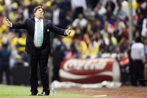 Miguel El Piojo Herrera Miguel El Piojo Herrera to Become Fourth Mexico Coach In Just Over One Month, Says Report