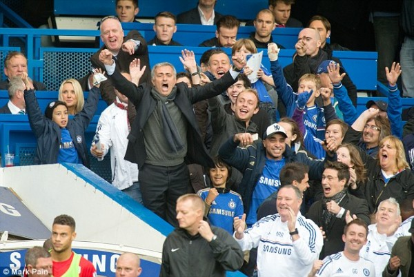 Mourinho 600x402 Chelsea Manager Jose Mourinho Is Hypocritical In His Criticism Of Cardiff City