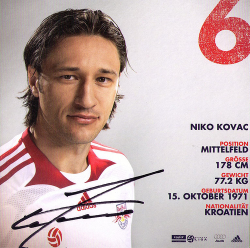 Niko Kovac Croatia Sack Coach Igor Stimac; Niko Kovac Appointed As Caretaker Manager