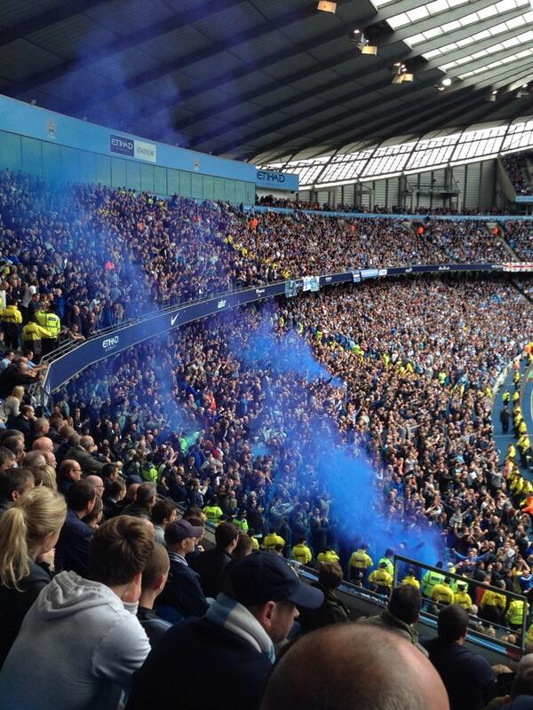 PYRO The Premier League Away Day Experience: The Heart Of English Football