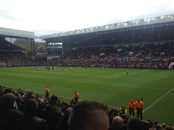 Villa Park Seat Premier League Away Day Experience At Villa Park: The Heart Of English Football
