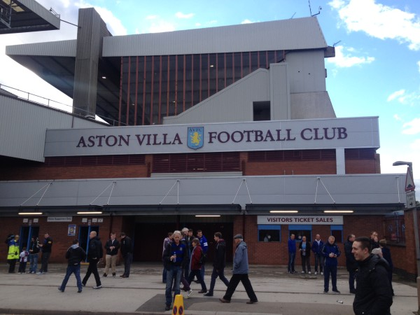 Progress report for Aston Villa's first four games of the Premier League season