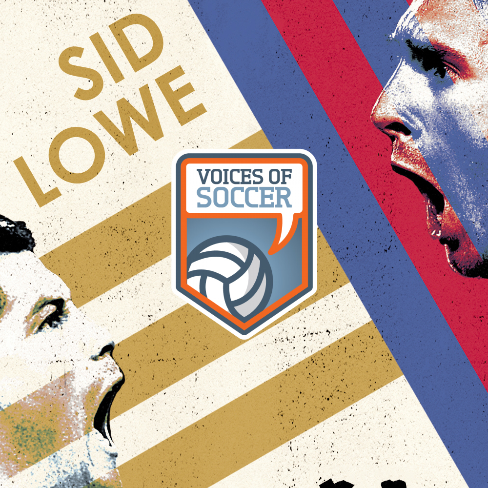 Sid Lowe Interview (Voices Of Soccer)
