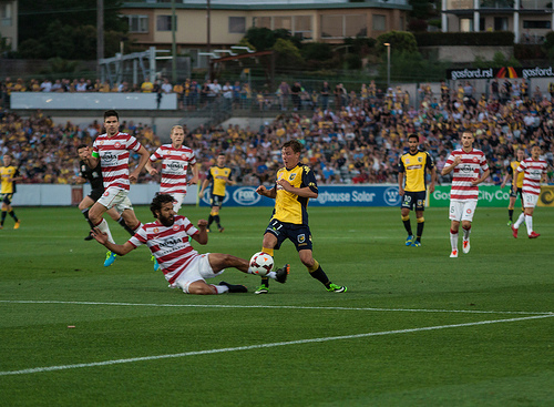 Western Sydney Wanderers New A League Season Kicks Off With TV Coverage On FOX Sports in the USA