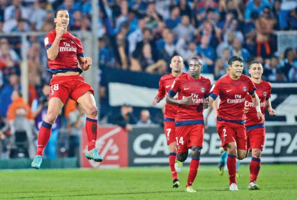 ZLATAN 600x404 The Top 5 Must See Soccer Matches On Television This Weekend