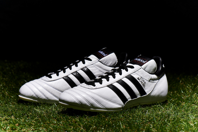 adidas copa mundial hor adidas Release Limited Edition of White Copa Mundial Soccer Boots