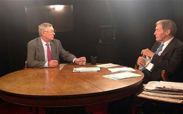 alex ferguson charlie rose 600x375 Transcript of Sir Alex Fergusons Interview On the Charlie Rose Show