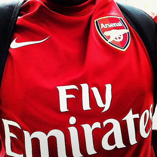 arsenal shirt Arsenal Has the Perfect Mix of Youth, Experience and Creativity to Achieve Success