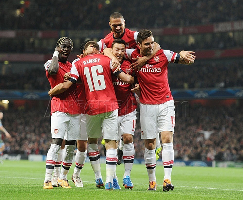 arsenal With Momentum On Their Side, Its Time to Start Taking Arsenal More Seriously
