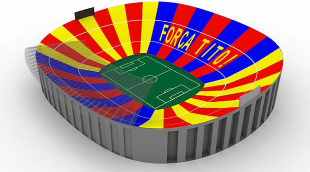 barca tito tribute Barcelona and Real Madrid El Clasico Preview: More Than A Match