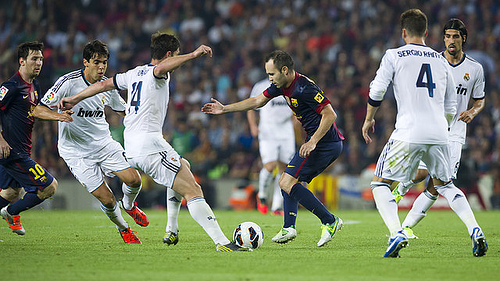 barcelona real madrid Barcelona and Real Madrid El Clasico Preview: More Than A Match