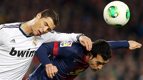 barcelona real madrid1 Barcelona vs Real Madrid, El Clasico: Open Thread