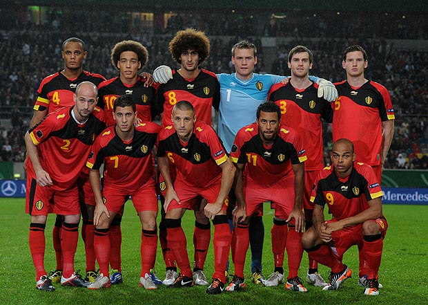 belgium team Belgium Footballers Who Are Making an Impact in the Premier League