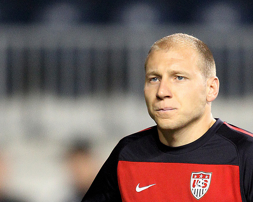 brad guzan Can Brad Guzan Challenge Tim Howard for the USA Number One Shirt?