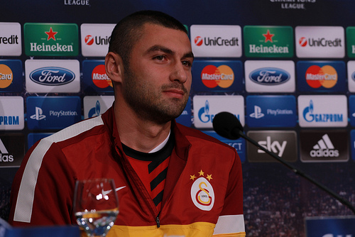 burak yilmaz Chelsea Boosted as Galatasaray Are Willing to Sell Burak Yilmaz: Daily Soccer Report