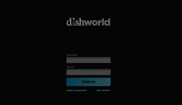 dishworld login page 600x346 DishWorld Product Review; Watch beIN SPORT Online Without TV Subscription