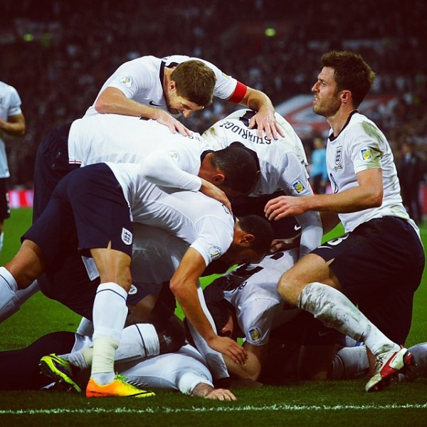 england 600x600 England Are Coming to America In May Or June to Play 2 Friendlies; One Against USMNT: Daily Soccer Report