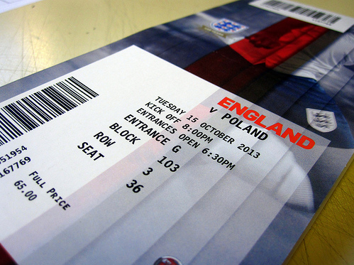 england-poland-ticket