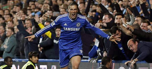 fernando torres Fernando Torres is Instrumental to Jose Mourinhos Chelsea Success