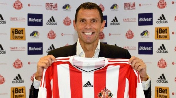 gus poyet2 600x337 Why Gus Poyet is the Ideal Selection As Sunderlands Newest Manager