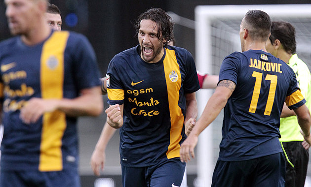 hellas verona Newly Promoted Hellas Verona Continue Its Rise in Serie A
