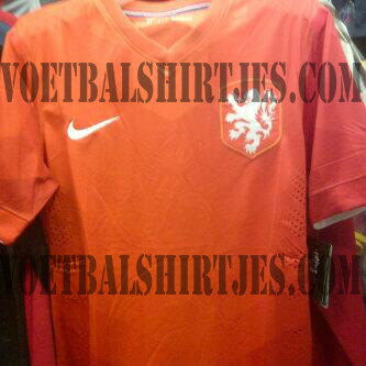 holland home world cup shirt Holland Home Shirt For World Cup 2014 Revealed: Leaked [PHOTOS]