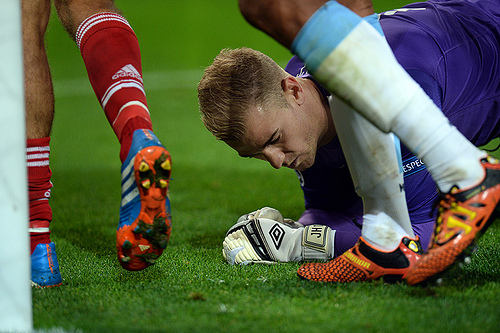 joe hart Joe Hart Dropped By Manchester City For Clash With Norwich: Daily Soccer Report