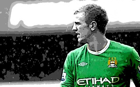 joe hart2 Vincent Kompanys Absence Exposes Manchester Citys Defensive Vulnerabilities