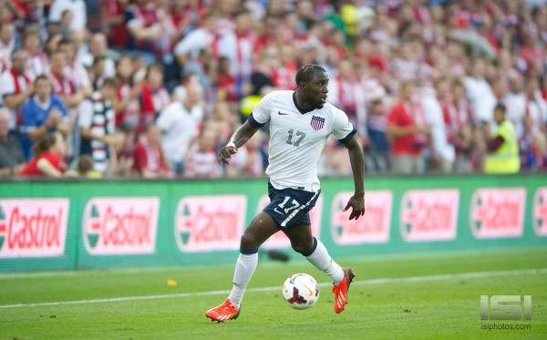 jozy altidore 600x373 Jozy Altidore: Looking at the United States Enigmatic Forward