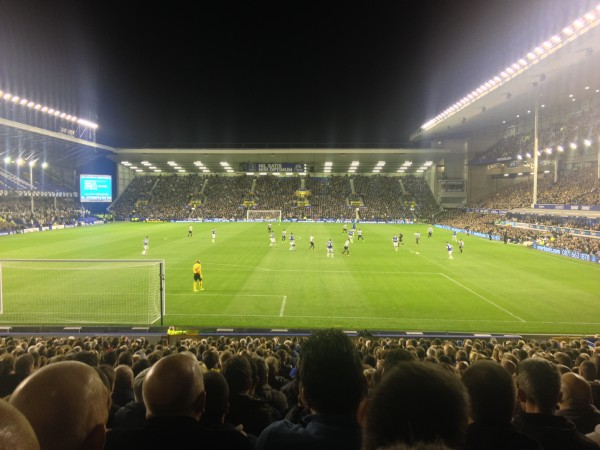 my view 600x450 First Person Account of Everton Giving Newcastle The Monday Blues: The Heart Of English Football
