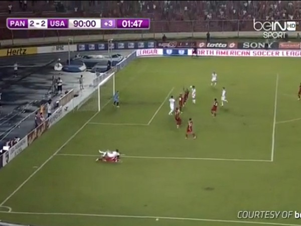 panama usa 600x450 We Love You Forever and Ever: Mexico Commentator Goes Nuts After US Scores To Rescue Mexico [VIDEO]