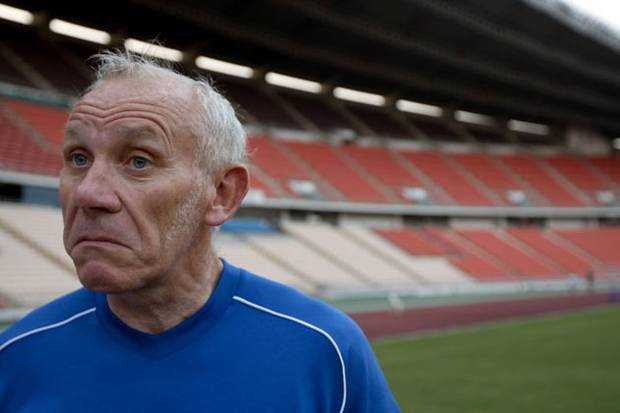 Video Cameras Go Inside The Dressing Room With Peter Reid, Sunderland Manager, 96/97: NSFW [VIDEO]