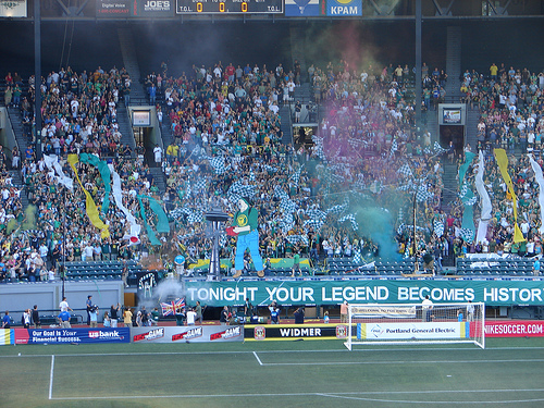 portland timbers MLSs Poor Scheduling Decisions Undermine the Excitement of Playoffs