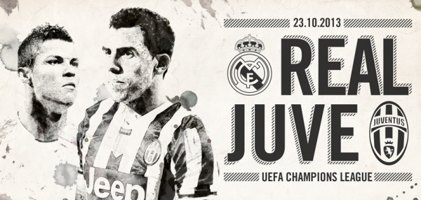 real madrid juventus 600x286 Real Madrid vs Juventus & Manchester United vs Real Sociedad: Open Thread