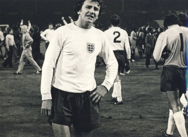 roy mcfarland 600x436 Watch England 1 1 Poland; Highlights Of That Disastrous Night for The Three Lions in 1973 [VIDEO]