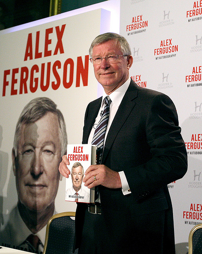 sir alex ferguson1 Why Its Time For Sir Alex Ferguson To Let Others Do The Talking